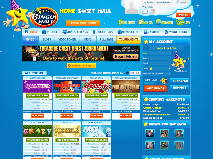 BingoHall.ag Casino Review – Is Bingo Hall a Safe Casino?