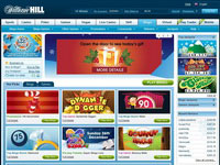 William Hill Bingo - Lobby