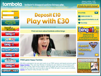 Tombola Home Page